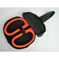 """25"""" Ceremonial Scissors Carrying Case - Orange Handles"""