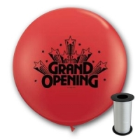 Large Grand Opening Ballons
