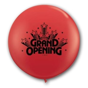 Large Grand Opening Balloons