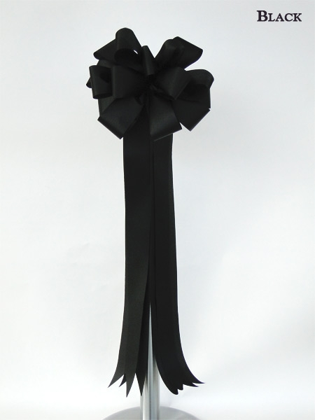 Black Ceremonial Bow
