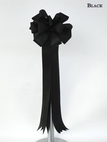 Black Ceremonial Bow