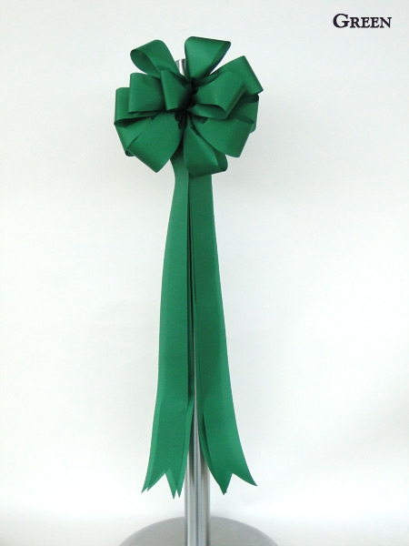 Green Ceremonial Bow