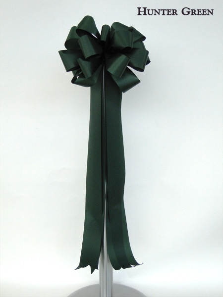 Hunter Green Ceremonial Bow