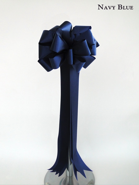 Ceremonial Bow - Navy Blue