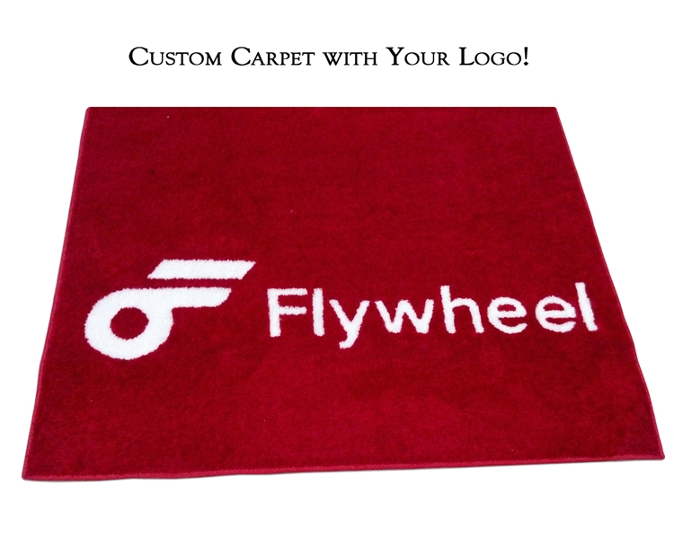 Custom Carpet with Your Logo!