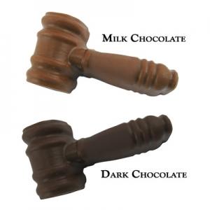 Gavel Chocolate