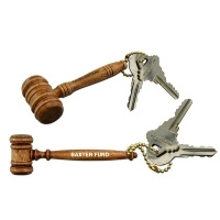 Gavel Keychains