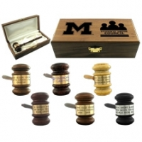Leader Gavel Presentation Sets