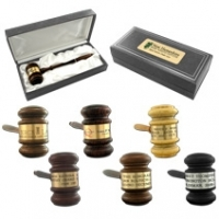 President Gavel Presentation Sets