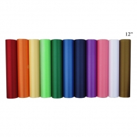 "12"" Wide Ribbon Colors"