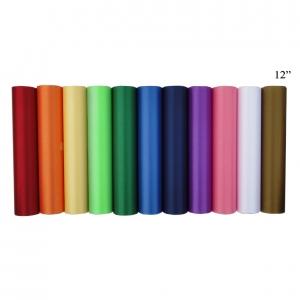 "12"" Wide Ribbon Colors"