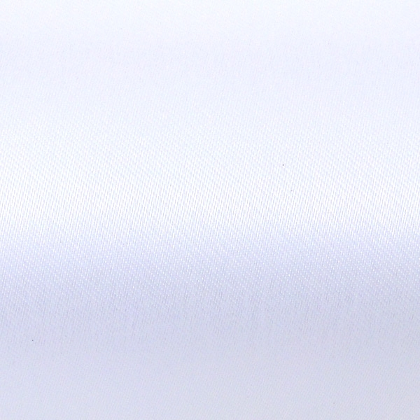 White Blank Ceremonial Ribbon