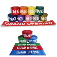 Ceremonial Grand Opening Ribbon