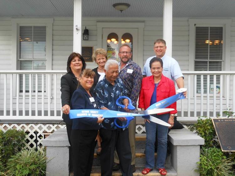 "Hot Stamp Ribbon, 36"" Blue Ceremonial Scissors - Customer Event"