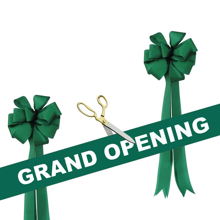 "Grand Opening Kit 10-1/2"" Ceremonial Scissors"