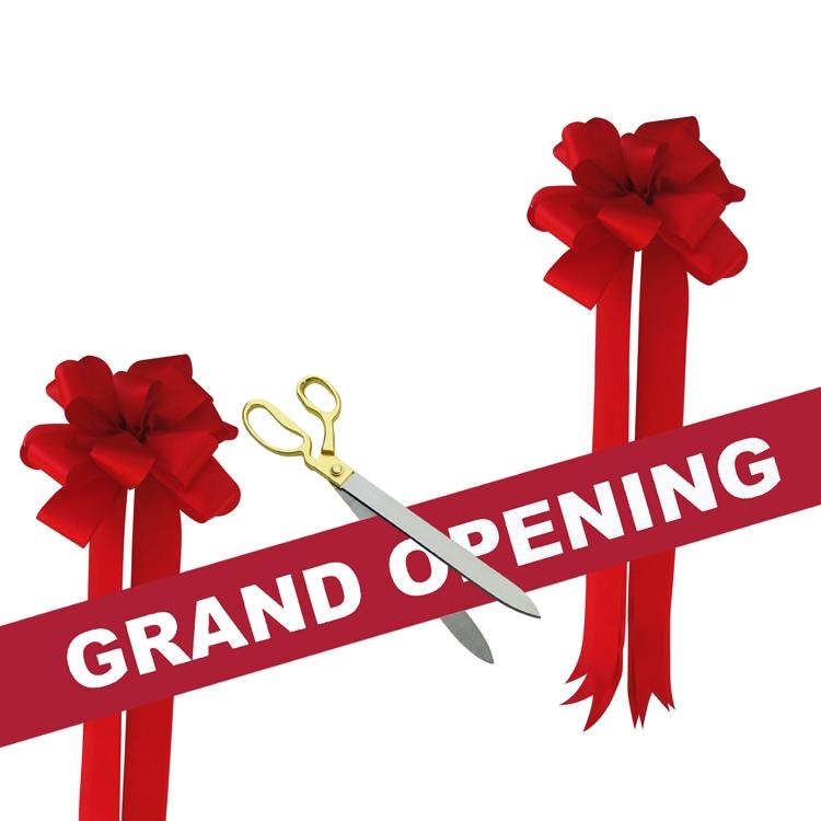"Grand Opening Kit 20"" Ceremonial Scissors"