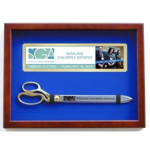 """Ceremonial Display Case for 20"""" Ceremonial Scissors"""