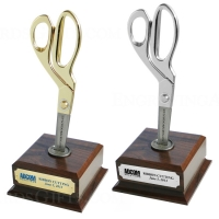 "9-1/2"" Ceremonial Scissors Vertical Display Stand"