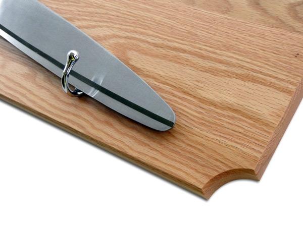 """36"""" CeremonialRibbon Cutting ScissorsOak Plaque"""
