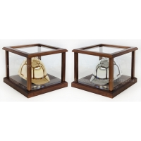Ceremonial Hard Hat Display Cases