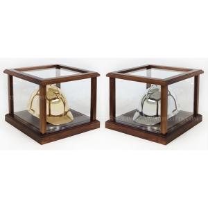 Ceremonial Hard Hat Display Cases
