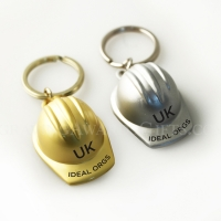 Ceremonial Hard Hat Keychains
