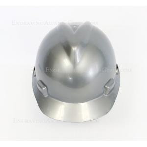 Silver Ceremonial Hard Hat