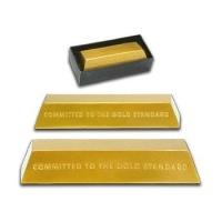 Laser Engraveable Gold Bars