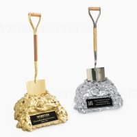 Ceremonial Shovel & Nugget Awards