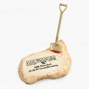 Stonecast Groundbreaker Award - Personalized