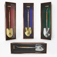 Ceremonial Shovel Display Cases