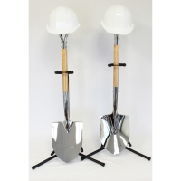 Deluxe Chrome Ceremonial Groundbreaking Kits