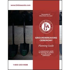 FREE Ceremonial Shovels Groundbreaking Guide