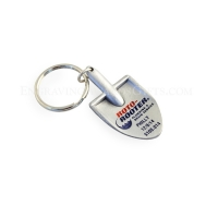 Miniature Cast Shovel Keychain