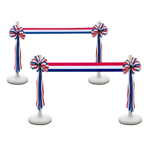 Stage Your Grand Opening or Ribbon Cutting with Stanchions!
