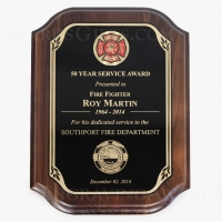 Firefighter Plaques
