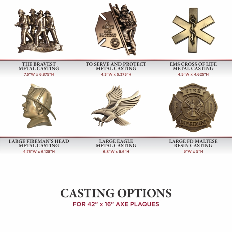 Axe Award Casting Options for 42x16