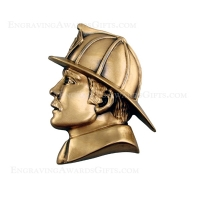 Metal Casting: Medium Fireman's Head