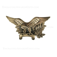 Metal Casting: Traditional Eagle