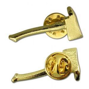 Firefighter Axe Lapel Pins