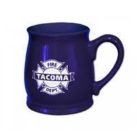 16 oz Retro Mug