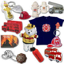 Firefighter Promotional Products & Advertising Specialties