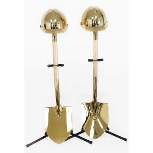 Supreme Gold Groundbreaking Kits