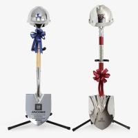 Supreme Chrome Plated Ceremonial Shovel Groundbreaking Kits