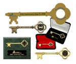 Ceremonial Keys